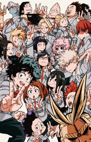 Boku no Hero Academia | one-shots | BnHA x Reader |