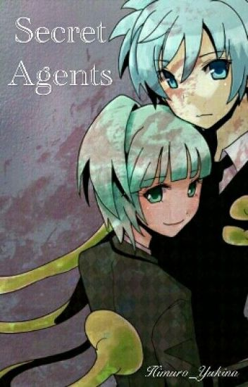 Secret Agents (A NagiKae Fanfic)