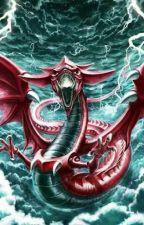 El Nacimiento De Un Dios Dragon by PieroRiosHonorio