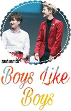 ☾Boys Like Boys☽ ¦ Zianourry ¦ by babevhope