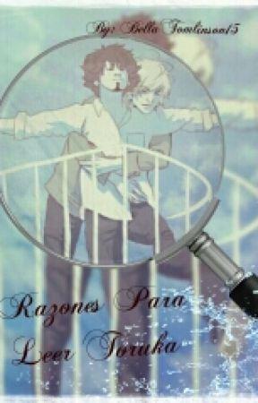 Razones Para Leer Toruka. by BellaTomlinson15