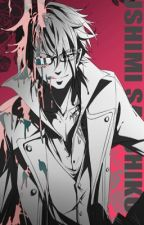 Fushimi Saruhiko!! by Anime_TrashSass