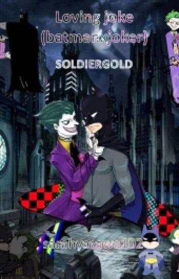 loving joke (Batmanxjoker)