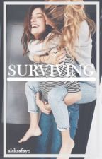 Surviving [GirlxGirl] by aleksafaye