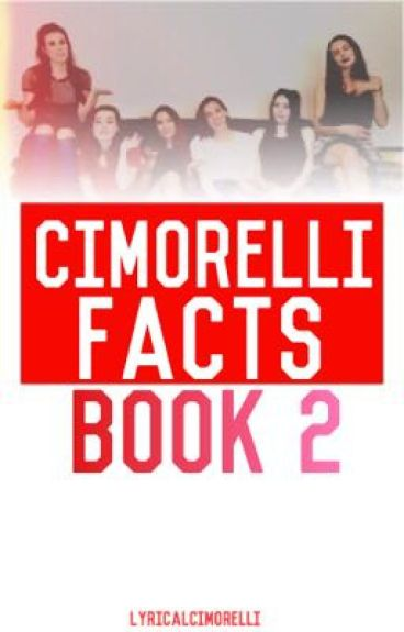 Cimorelli Facts // BOOK TWO