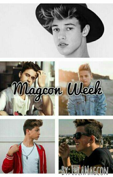 [♡] Magcon Week [♡]