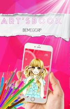Art's book by bemegcrp