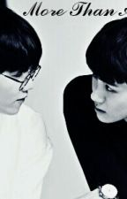 ➽❐.More Than A Friend. ➽❐. 〖SeBaek.〗 by Happy_Unicorn12