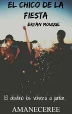 El chico de la fiesta  Bryan Mouque  by amaneceree