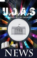 Actualités U.D.A.S. by Organisation_UDAS