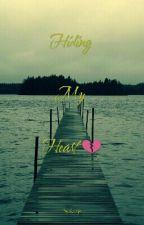 Hiding My Heart  by Kcejie