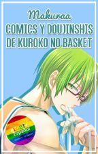 Doujinshis Yaoi de Kuroko no Basket by Makuraa