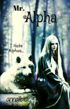 Mr. Alpha by anna11blue