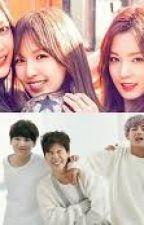 [Longfic] - {BTS&Red Velvet} - Saranghae ~ by soshivelvet_ss
