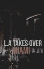 L.A takeover Miami  by 90sNba