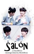 One Shot - 'Salón' CheolWoo ♥ Adaptación [Lemon] by GabyKookie