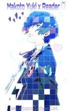 MAKOTO YUKI X READER by meisteralchemist