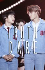 truth or dare // kaisoo [texting] by kaisoomachine