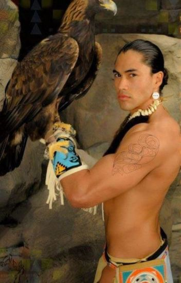 Sexy native american male