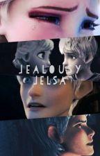 Jelsa: jealousy by elsa_jack_love