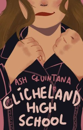 Clicheland High School by Ash-Quintana