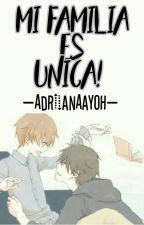 Mi Familia Es Única! [Sekaiichi Hatsukoi] (EDITANDO) by Pelotvdx