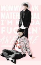 Mommy Material : kth + jjk by Jeon-Mommy