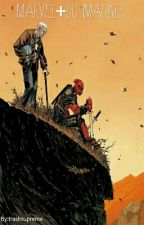 Marvel Imagines + DC Imagines by brokenukelele