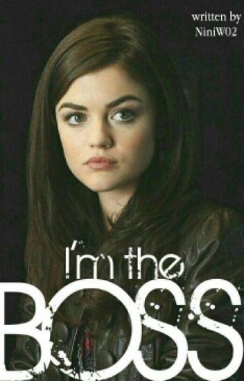 I'm the Boss #Wattys2017