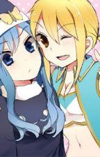 [NaLu], [GraJu][Fairy Tail] Tôi đã làm gì sai sao? by AkiraAki_chan