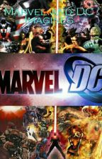 Marvel And DC Imagines ( Requests Open ) by avengerslover167