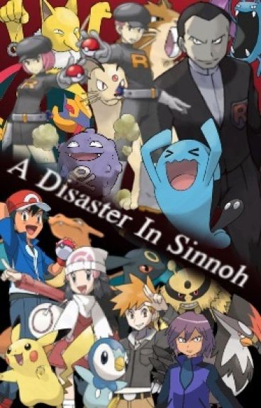 A Disaster In Sinnoh - Pearlshipping