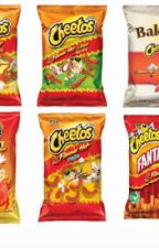 Cheetos - A tool in seduction! by Souls_lost