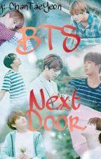 BTS Next Door   by ChanTaeYeon