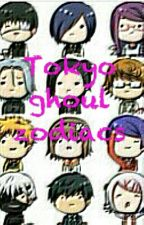 Tokyo Ghoul Zodiacs by IsQ_69_