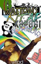 Wattpad Kitap Kapağı Tasarımları by _wttpd
