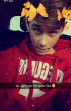 Falling for you//Brandon Rowland fan fic by peterparkerxzs