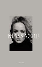 Massacre • Finnick Odair by AdoptedWinchester