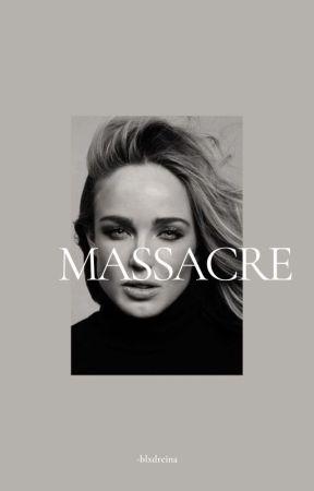 Massacre • Finnick Odair by AdoptedWinchester