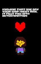 Undertale Ships! :3 by GenocidePacifistGurl