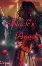 Black's Angel by AntuRaghu