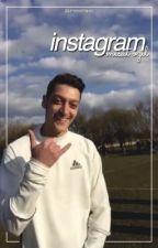 Instagram» Mesut Özil. by jamesrodriiguez