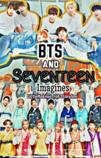 BTS And Seventeen Imagines [REQUESTS CLOSED]