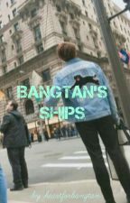 Bangtan's Ships  by heartforbangtan