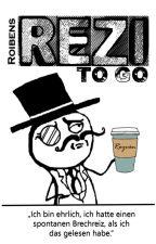 Roibens 'Rezi to Go' by Spiegelwelt