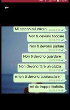 |•Il Ragazzo Troppo Geloso•| by AlessiaCastiglione03