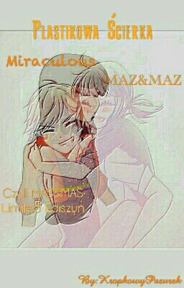 Plastikowa Ścierka   Miraculous   MAZ&MAZ (Czyli MAS&MAS Limited Ediszyn)