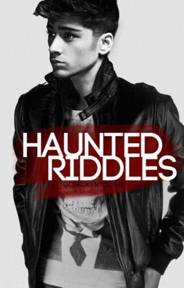 Haunted Riddles(Zianourry)