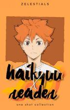 Haikyuu!! x Reader by InfernosDemise