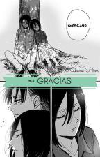 Gracias | Rivamika | TERMINADA by Kakura-Him